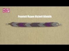 Mississippi Bracelet - Manşet Miyuki Bileklik - Miyuki Zig Zag Bileklik Mississippi - YouTube Handmade Bracelets, Bracelets For Men, Cuff Bracelets, Beaded Jewelry Designs, Bead Embroidery Jewelry, Bracelet Tutorial, Beading Tutorials, Bracelet Patterns, Bead Weaving