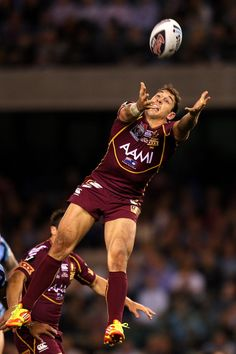 Queensland Bucket List | 11. Watch the maroons smash the blues (history has a habit of repeating itself, you know) at a State of Origin game at Suncorp Stadium.