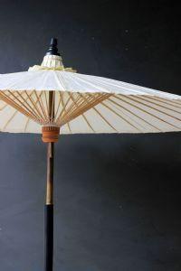 Garden Umbrella - White