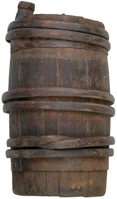 Colonial Revolutionary War Powder Keg (1775). American Revolutionary War