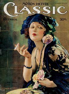 Bebe Daniels, 1920s, Motion Picture Magazine
