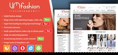 http://cmsmart.net/tags/virtuemart-fashion The Fashionmart Virtuemart template package has all Virtuemart shopping features and functions of a powerful Joomla online fashion shop.