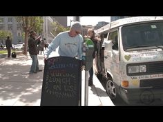 Think-A-Minute: This Van Delivers Human Kindness
