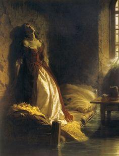 El 4 de diciembre de 1775 fallecía en la fortaleza de San Pedro y  San Pablo la Princesa Tarakanova, una misteriosa mujer que quiso arrebatar el trono a la mismísima Catalina la Grande http://www.mujeresenlahistoria.com/2012/06/la-supuesta-zarina-la-princesa.html