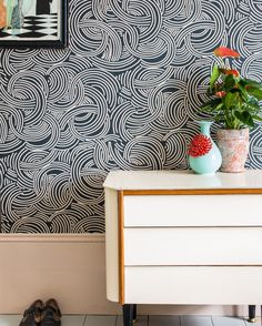 Farrow&Ball : papiers peints chicissimes