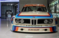 BMW (E9) 3.0 CSL Race Car