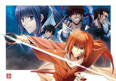 Rurouni Kenshin..one of my favorite mangas