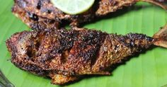 YUMMY TUMMY: Ayala Fry Recipe / Mackerel Fry Recipe / Curry Leaves Fish Fry Recipe