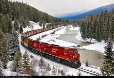 RailPictures.Net Photo: CP 8816 Canadian Pacific Railway GE ES44AC at Lake Louise, Alberta, Canada by Matthew Hicks
