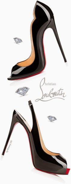Brilliant Luxury by Emmy DE * Christian Louboutin 'Black Edition'