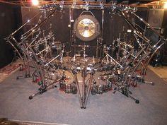 Drum Racks Re-visited - DrumChat.com - Drummer Forum / DRUM FORUM for Drums
