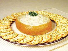 """Kim Chee Dip - The way that I was first introduced to this Kim Chee Dip dish, was, in a sandwich ! It was a spread on between soft white Wonder Bread. Since then, I have seem numerous versions of this """"dip"""" with the addition of cream cheese, meant to be served as a dip.  Get this recipe by clicking on the link below: http://ow.ly/skmY301pmcs"""