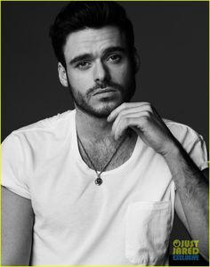 Richard Madden (Robb Stark, Game of Thrones)
