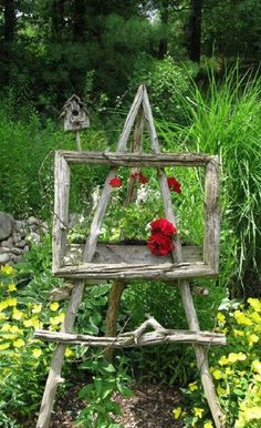Wonderful Whimsical Fairy Garden Ideas and Decors Picture 49