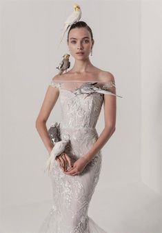 Ivory Wedding, Formal Dresses, Wedding Dresses, Off The Shoulder, Bridal, Gowns, Clothes, Future, Ideas
