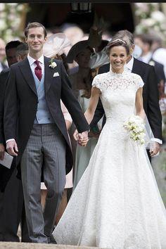 1ebae3a029d9c キャサリン妃の妹ピッパ着用のウェディングドレスについて解説!