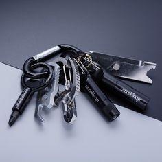 Utility Keychain Tool Kit