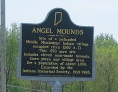 angel mounds evansville indiana -