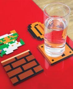 Nintendo Super Mario Bros Coasters