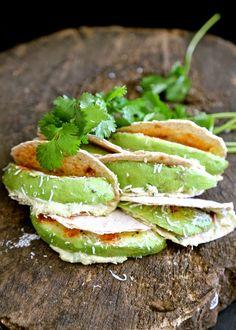 Healthy delicious and easy Avocado taco's Sreelus Tasty Travels