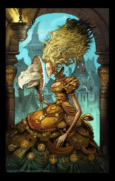 Sean Andrew Murray's Portfolio: Personal Works  http://seanandrewmurray.blogspot.com/