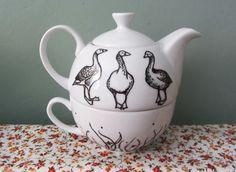 Custom teapot design - Front