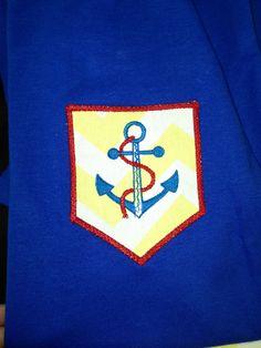 Anchor Pocket T-Shirt $15.00 $https://www.facebook.com/tmigifts?ref=tn_tnmn