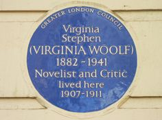 Because if you look for the blue plaques you'll see history everywhere. | 57 Reasons Living In London Ruins You For Life