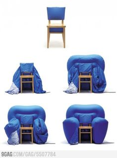 Inflatable Chair/Armchair