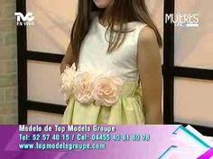Vestidos para Niñas de Cortejo (METVC) - YouTube