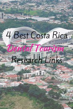 Need dental work but can't afford it at home? Costa Rica is a top destination for Dental Tourism!
