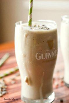 Best boozy desserts: Guinness Milkshake for St. Patrick's Day