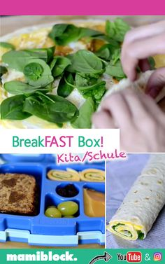 The bread boxes and many different cookie cutters for the lunch box are available at www.mamiblock-s Easy Family Meals, Kids Meals, Homemade Baby Snacks, Kindergarten Lunch, Lunch Boxe, Baby Food Jars, Different Recipes, Baby Food Recipes, Family Recipes