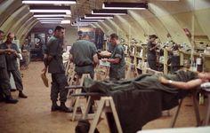 7th Surgical Hospital (MA), Blackhorse Base Camp, Xuan Loc, Vietnam 1968
