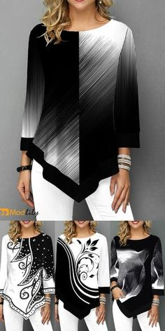 womens fashion womens fashion mini backpack, fashion watches at macy's, fashion advertisements women's fashion blazer jackets, womens fashion earrings 2019 geometry staar, installation of officers for women's groups. Womens Vintage Tees, Vintage Tee Shirts, Trendy Tops For Women, Black Silk Shirt, Cool Outfits, Casual Outfits, Designs For Dresses, Stylish Dresses, Pull