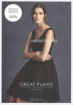 GREAT PLAINS LONDON Women's Fashion Catalog Christmas 2015 - CLEARANCE! | eBay