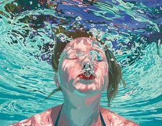 underwater painting easy - HD2995×2382