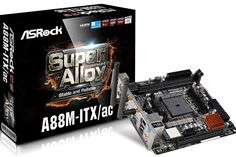 ASRock annonced the A88M-ITXac Motherboard - TECKKNOW