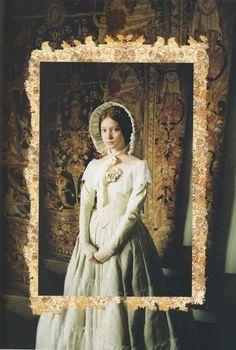 Mia Wasikowska photographed by Cary Fukunaga in Lula, on the set of Jane Eyre