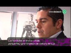 Moda in Spain: Diseñador de moda Jorge Vázquez