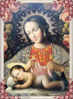 Santa María, Madre de Dios y Madre nuestra: Clica en la imágen para CANTAR A LA SANTÍSIMA VIRG...