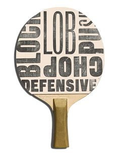 Racket designed by Mr Smith