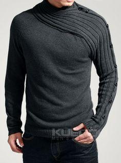 Kuegou - Asymmetric Sweater