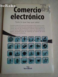 Vendo Libro sobre comercio electrónico...