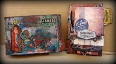 Masculine-themed Mini Album class 20th April 10.30-5pm | my2angels scrapbooking and craft supplies