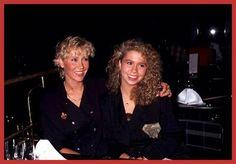 Agnetha & her Daughter