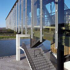Centro de Interpretacion de la Naturaleza / Salburua / Ataria    Madera…