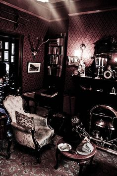 221B Baker Street - lodgings of consulting detective Sherlock Holmes. by practicalowl on Flickr.