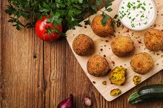 Day-Off Diet Black Bean and Quinoa Falafel Recipe on Yummly. @yummly #recipe