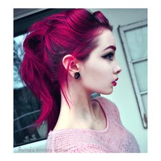 emo girl | Tumblr ❤ liked on Polyvore